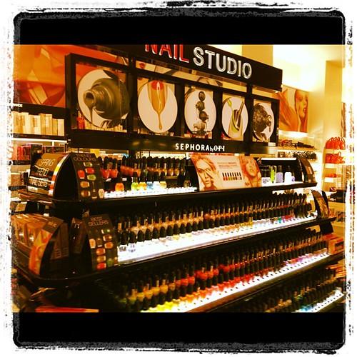Sephora nail studio