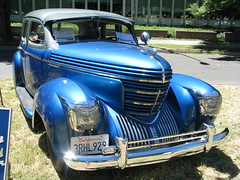 1939 Graham Model 97 Supercharged 4 Door Sedan 2