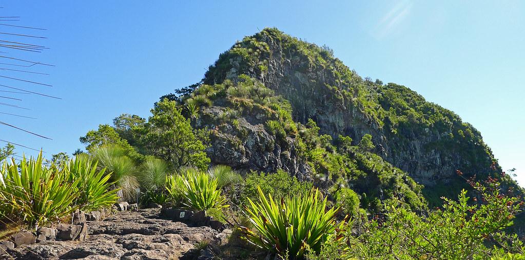 Mt Cordeaux southern aspect