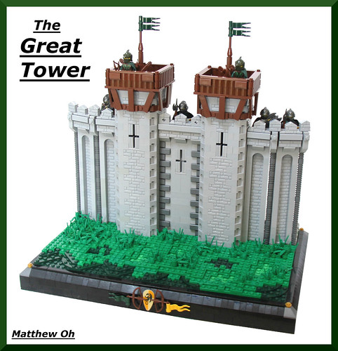 The Great Tower of Albion