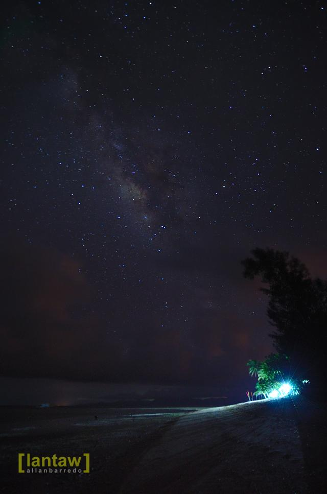 Cagbalete: Milky Way