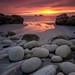 Porth Nanven Sunset by surfer623