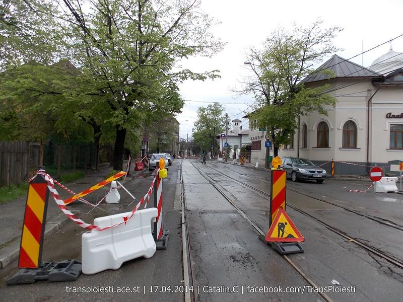 Traseul 101, etapa II: Intersecție Candiano Popescu ( zona BCR ) - Gara de Sud 13892609441_116f46a89e_c