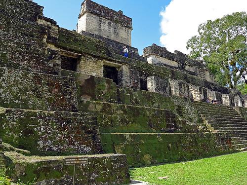 South Acropolis Tikal Guatemala