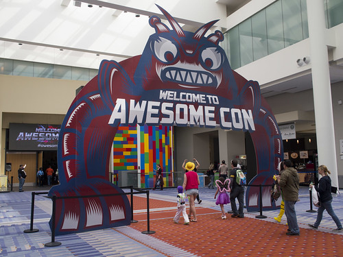 Awesome Con 2014