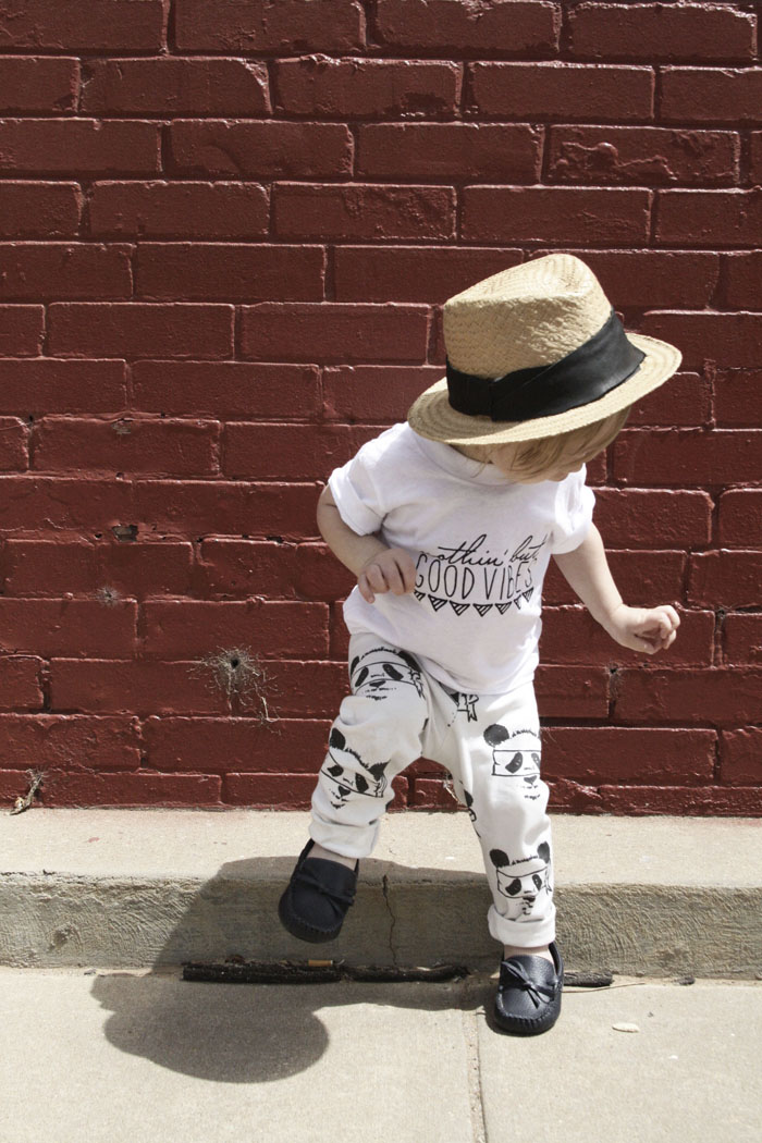 fashionable toddlers styled in elephantito