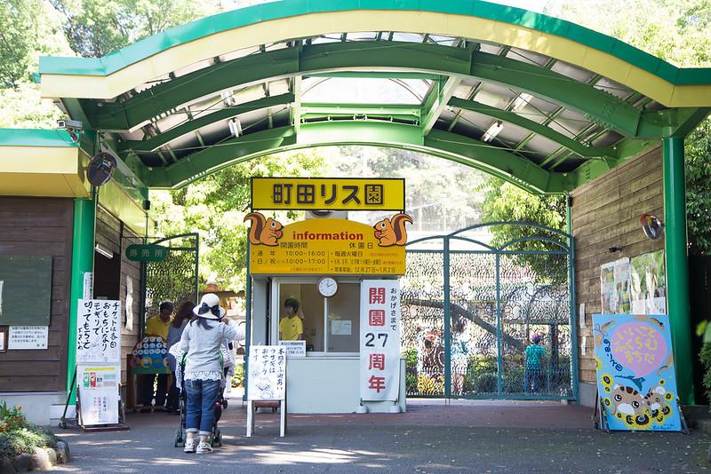 町田リス園-5