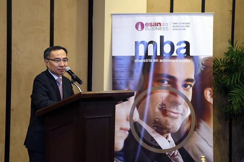 ESAN recibió a una nueva promoción del MBA Tiempo Completo