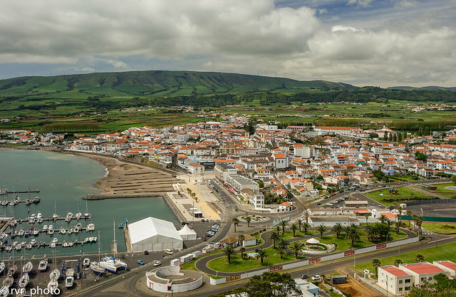Praia da Vitória, Isla Terceira