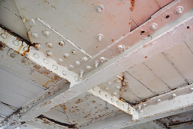 beams deckhead