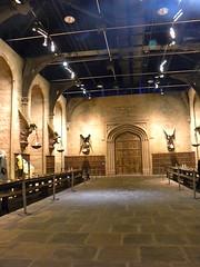 Harry Potter studio tour: Hogwarts Great Hall