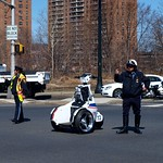 Traffic Control Police Officers, Paterson, New Jersey
