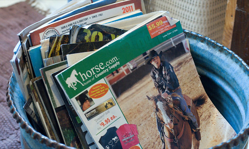 Trim Your Magazine Subscriptions (107/365)