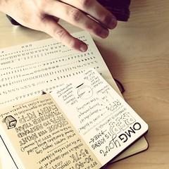 Shooting Sketchnotes & Type