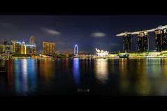 The Night That The Lights Never Went Out | Part 28 | Pan Pacific | Mandarin Oriental | The Ritz-Carlton | Singapore Flyer |  ArtScience Museum | Marina Bay Sands