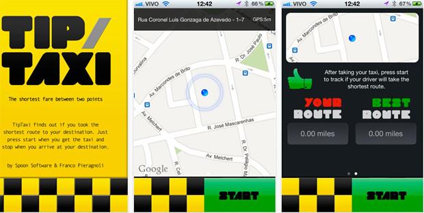 Tip Taxi