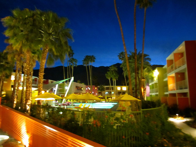 The Hotel Saguaro, Palm Springs, Joie de Vivre Hotels, California's largest boutique hotel collection