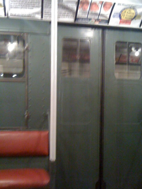 MTA Nostalgia Trains - December 2009