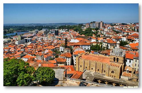 Vista aérea de Coimbra by VRfoto