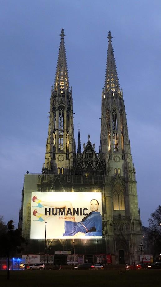 還願教堂(Votivkirche)