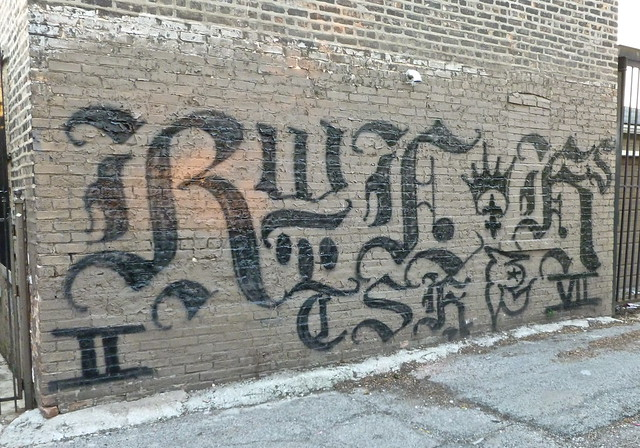 latin kings graffiti - photo #9