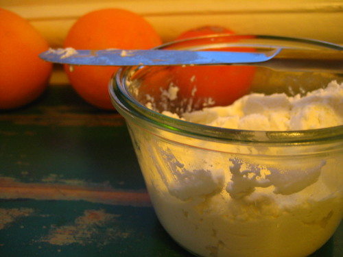 spreadable chevre