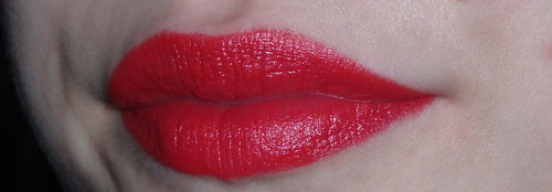 Revlon Strawberry Suede Lipstick