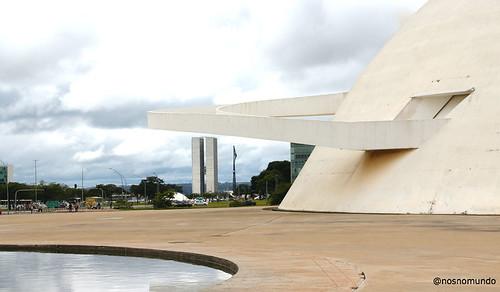 Mais uma opção de city tour em Brasília