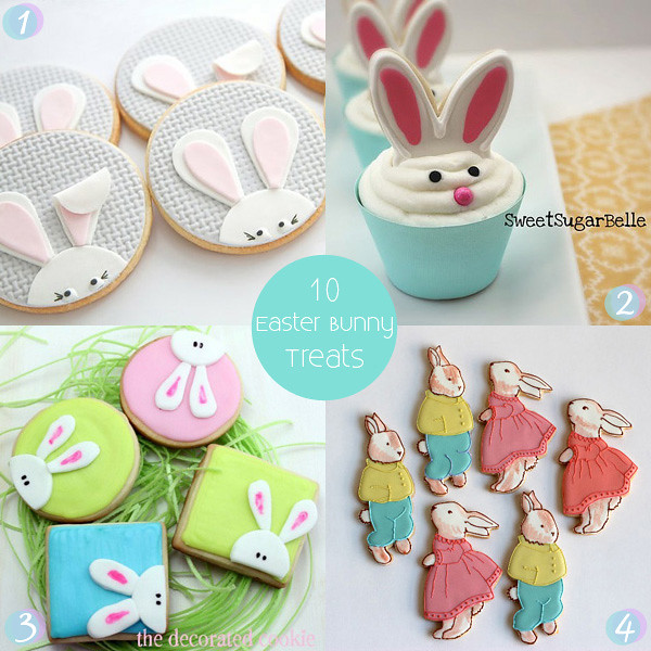 Cute Easter Cookie Ideas