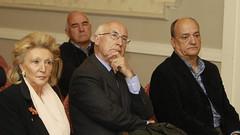 asistentes a la conferencia de C.Aganzo
