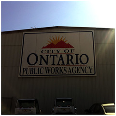 Ontario Public Works Yard