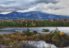 Scenes from Baxter State Park (Millinocket, Maine, shot with Nikon D7000)