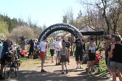 Začal seriál trailových závodů Brdman Adventure