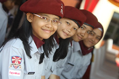 SMAN Sumatera Selatan (Sampoerna Academy), Inauguration 2011