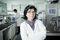 Ana Tavares, professeure au Centre Énergie Matériaux Télécommunications
