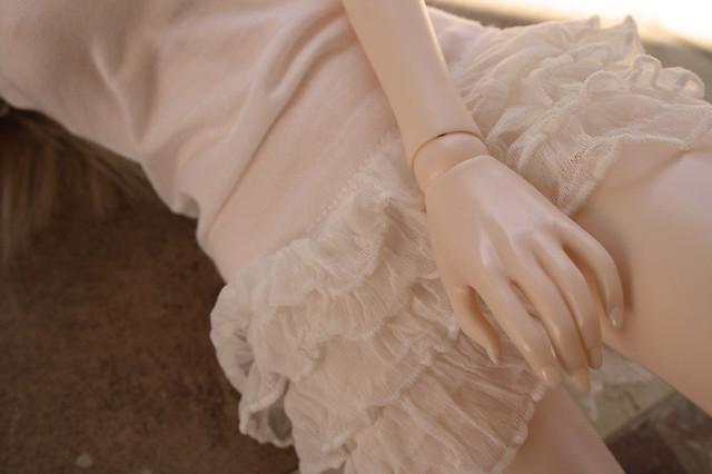 Midori's hand