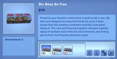 Bin Bites Be Free