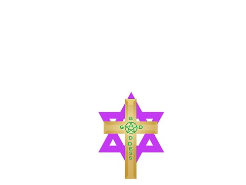 trinintarin wiccan cross 3