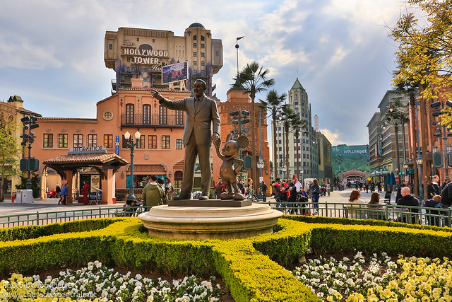 DLP April 2012 - Wandering around Walt Disney Studios
