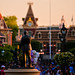 Disneyland - Partners Sunset by Tom.Bricker
