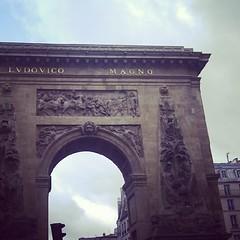 Porte St Denis Paris