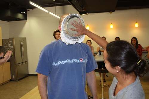 Ifdy Perez Serves Me a Pie in the Face