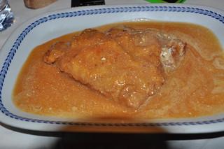 Carne de ternera de Peru rellena de jamon