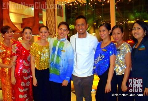 Culinaria Capampangan @ Diamond Hotel's Corniche