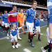Rangers vs St Mirren 7 April : Family Stand