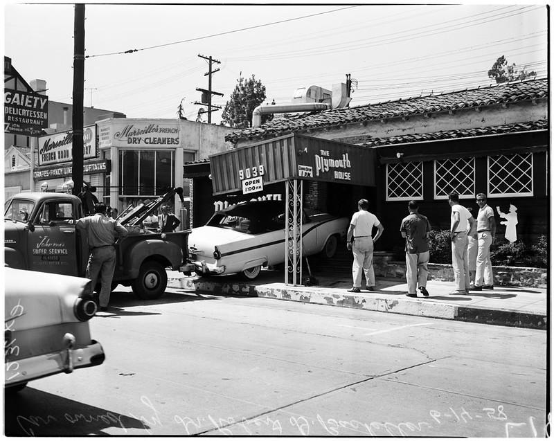 Italian Restaurant Near  N Hill Los Angeles