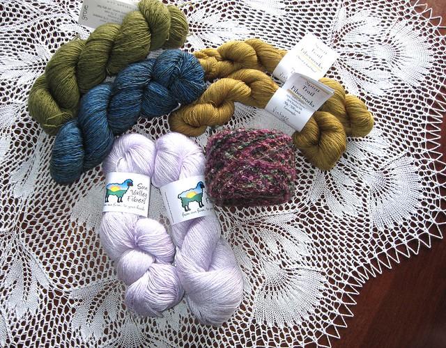 Yarn Purchases 2