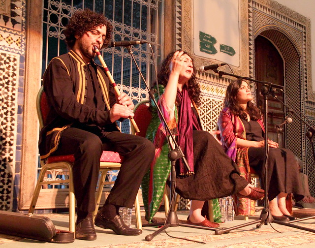 Festival des Musiques Sacrées du Monde -  Fès