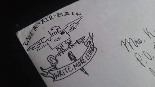 LWA Air Mail