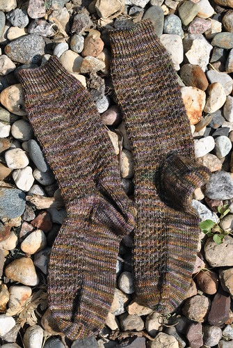 Hermione Socks 002